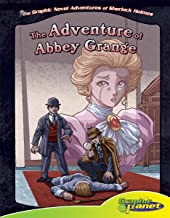 The Adventure of Abbey Grange (The Graphic Novel Adventures of Sherlock Holmes)