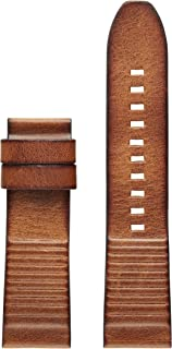 On Men's 24mm Watch Strap - Compatible with Diesel On Touchscreen Smartwatches