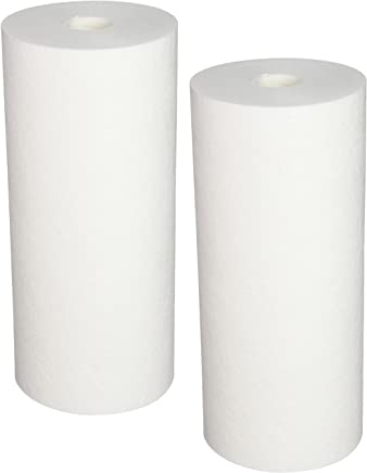 featured product Purenex 2PP-10B 5M Big Blue Whole House Water Filter Sediment,  10-Inch,  2-Pack