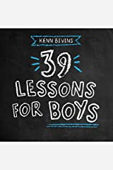 39 Lessons for Boys Kindle Edition