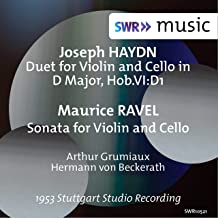 Best haydn duet for violin and cello Reviews