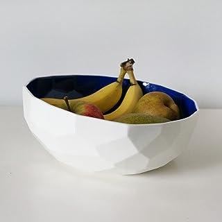 Poligon Fruit Bowl - Poligono Ciotola da frutta - disegno originali piatti fatto cina fruttiera