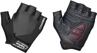 GripGrab ProGel Padded Anti Slip Short Finger Summer Cycling Gloves Comfortable Cushioned Fingerless Multiple Colours