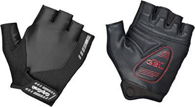 GripGrab ProGel 4mm DoctorGel padding korte vinger fietshandschoenen comfortabele vingerloze zomer wielersport handschoenen