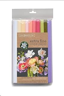 Lia Griffith Extra Fine Crepe Paper, Secret Garden