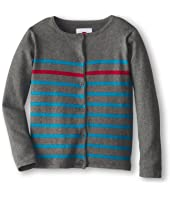 Appaman Kids - Knit Stripe Super Soft Boardwalk Cardigan (Toddler/Little Kids/Big Kids)