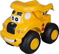 Toy State Caterpillar CAT Buildin' Crew Move & Groove Machines Haulin' Harry Dump Truck Light & Sound Vehicle
