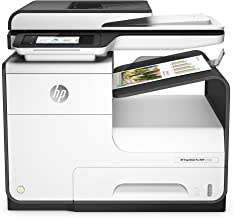HP PageWide Pro 477dn Color All-in-One Business Printer, 2-Sided Duplex Printing & Print Security (D3Q19A)
