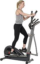 Sunny Health & Fitness Pre-Programmed Elliptical Trainer - SF-E320002, black
