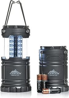 Cascade Mountain Tech Pop up LED Lantern