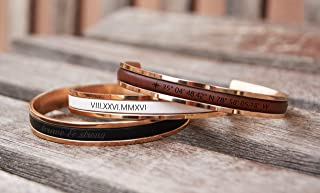 Best custom coordinate bracelet Reviews