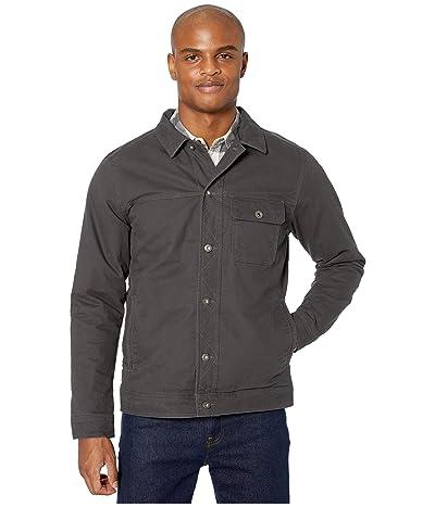 Prana Trembly Jacket (Charcoal) Men