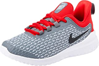 Nike Australia Rival Boys Trainers, Cool Grey/Black-University Red