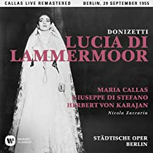 Donizetti: Lucia di Lammermoor Berlin, 29/09/1955