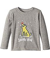 Shine On Rocket Crusher T-Shirt Long Sleeve (Toddler)