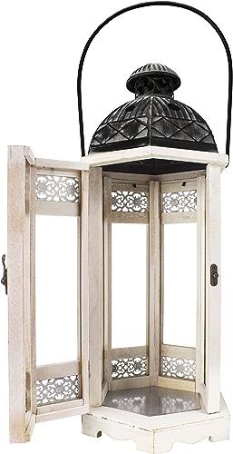 Darice Modèle 5911–299en Bois Lantern-8.66X 50x 19cm