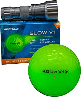 glow v1 night golf balls