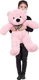 MorisMos Giant Cute Soft Toys Teddy Bear for Girlfriend Kids Teddy Bear 55 INCH