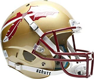 Schutt NCAA Florida State Seminoles Collectible Replica Helmet