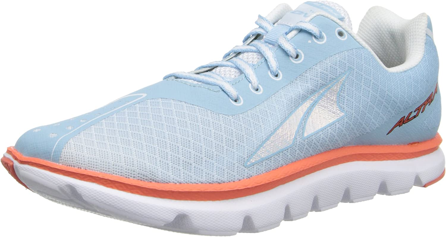 Altra Women's One2 Performance Running shoes,Sky bluee,6 M US