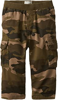 The Children's Place Boys' Baby and Toddler Uniform Pull on Chino Cargo Pants