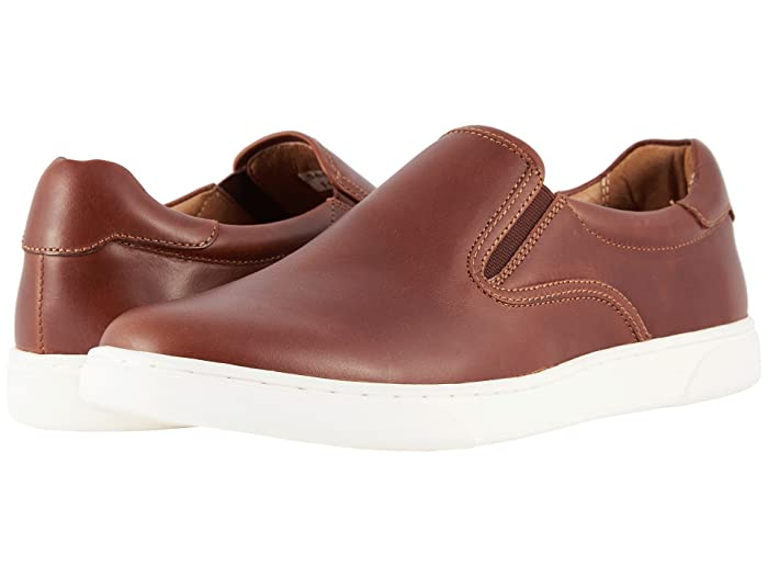 VIONIC  Brody (Dark Brown Leather) Mens Lace up casual Shoes