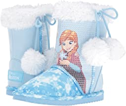 Frozen Faux Suede Boots (Toddler/Little Kid)