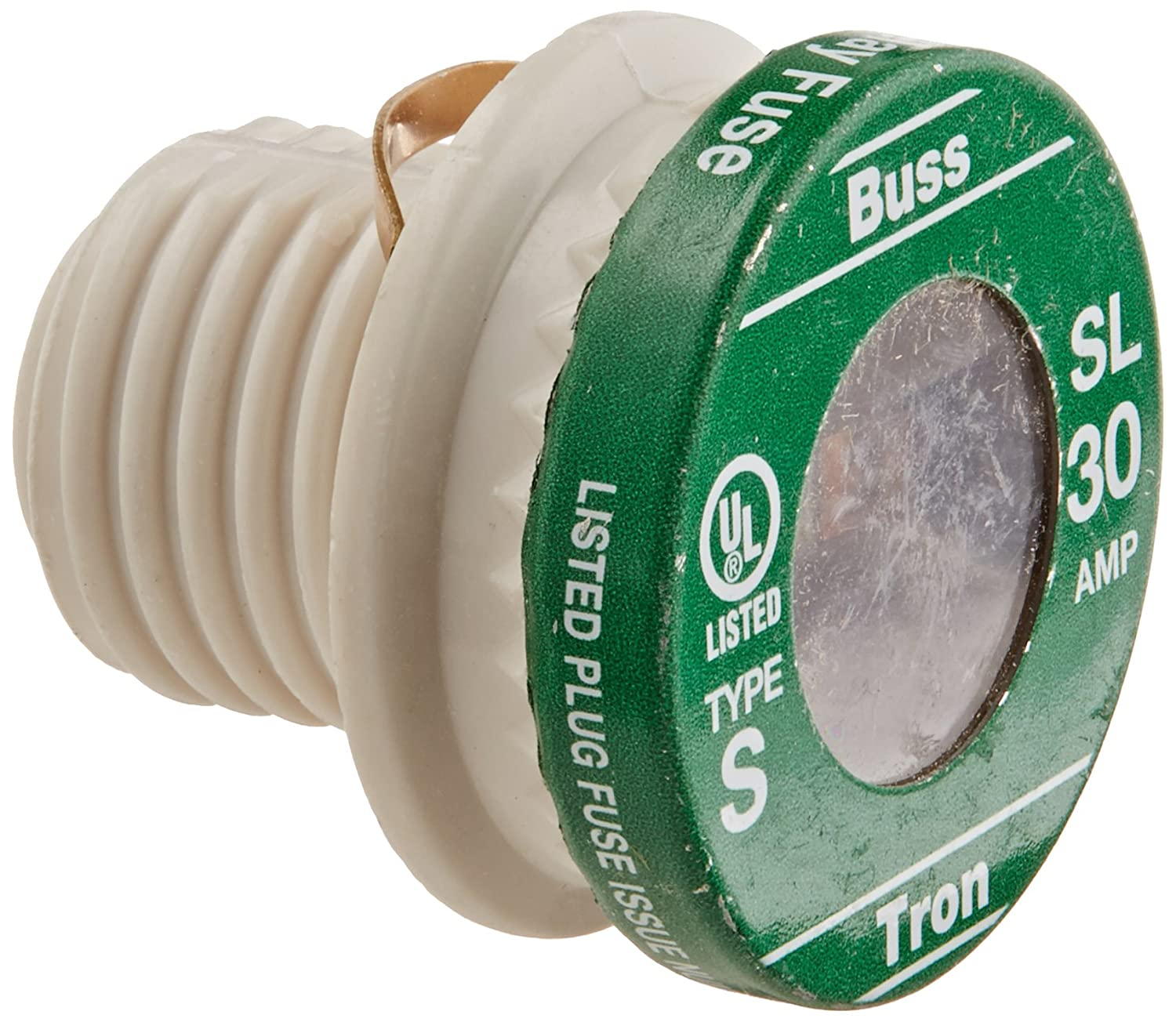 Mersen GSL30 security S Type Rejection Time-Delay 125VAC Fuse High quality new UL 1 Plug