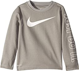Swoosh Just Do It Dri-FIT Thermal (Toddler)