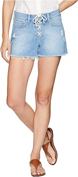 Emily Shorts in Light Summer Lace