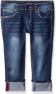 VIGOSS Girls' Fashion Crop Skinny Jean
