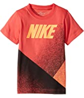 Nike Kids - Carbon Copy Nike® Tee (Little Kids)
