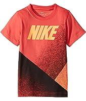 Nike Kids - Carbon Copy Nike® Tee (Little Kids)