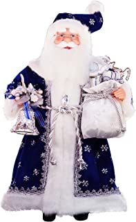 Best white father christmas figurines Reviews