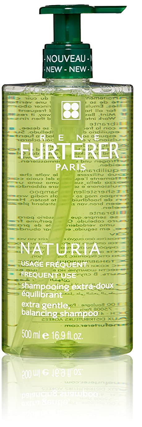 言うまでもなくミネラル日記ルネ フルトレール Naturia Extra Gentle Shampoo - Frequent Use (For All Hair Types) 500ml/16.9oz並行輸入品