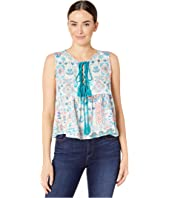 Mahila by Tolani Ainsley Tank Blouse
