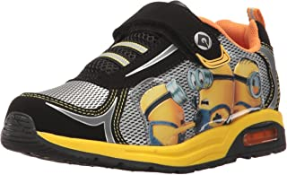 Despicable Me Kids' Minion Made Athletic Sneaker