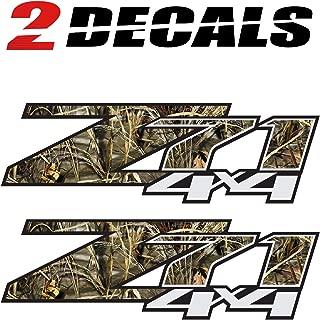 z71 camo stickers