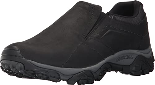 Merrell Hommes's Moab Adventure Adventure Adventure MOC Hiking chaussures, noir, 11 M US b1e