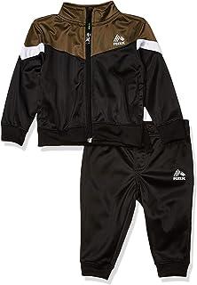 RBX Baby-Boys Tricot Zip Jacket and Pant Set Pants Set