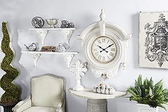 ساعة حائط 79 ديكو ، مقاس كبير، رمادي