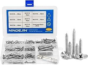 Best mixed wood screws Reviews