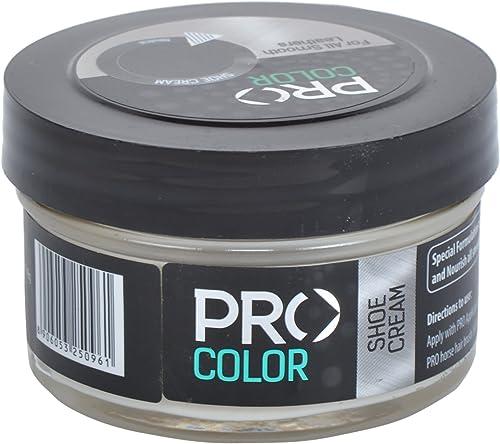 PRO CARE Shoe Cream and Polish (Neutral)