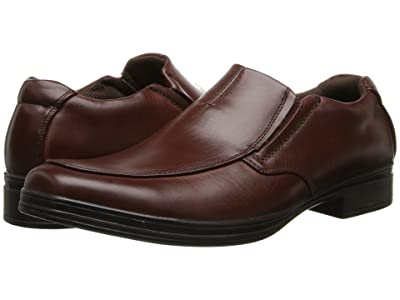 Deer Stags Fit Slip-On Loafer (Redwood) Men