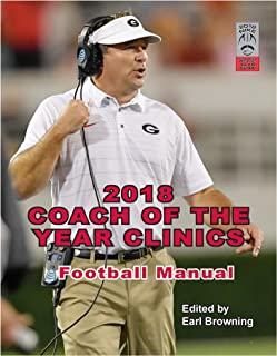 2018 Coach of the Year Clinics Football Manual