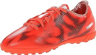 F10 TF Kids Soccer Turf Shoe (12.5K) Red, White