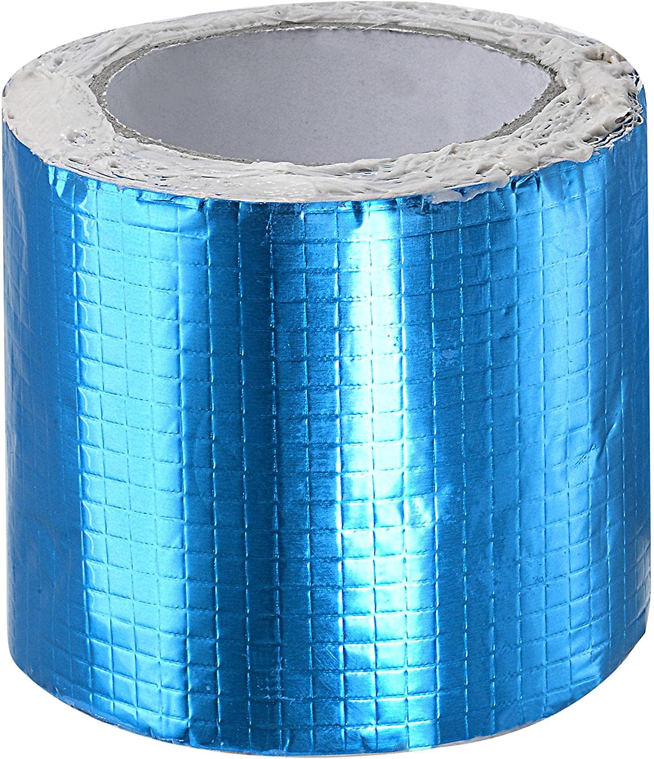 Outlet ☆ Free Shipping uxcell Butyl Rubber Aluminum Foil Al sold out. Tape 16ft Width Length Stro 4