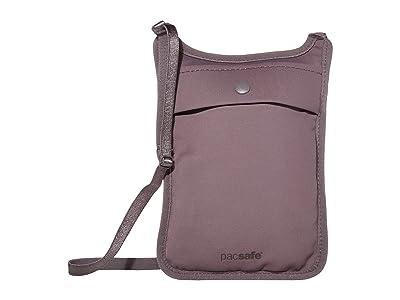 Pacsafe Pacsafe Coversafe S75 Neck Pouch (Mauve Shadow) Bags