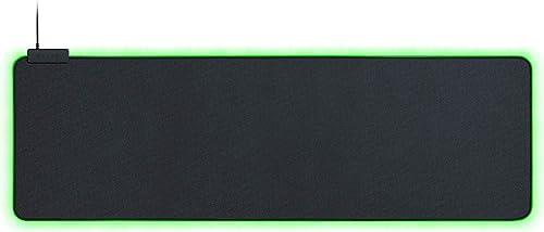 Razer Goliathus Extended Chroma Gaming Mousepad: Customizable Chroma RGB Lighting, Soft, Cloth Material, Balanced Con...