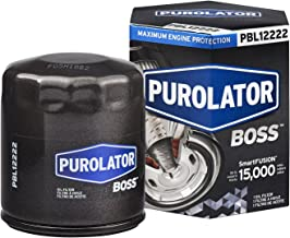 Purolator PBL12222 PurolatorBOSS Maximum Engine Protection Spin On Oil Filter